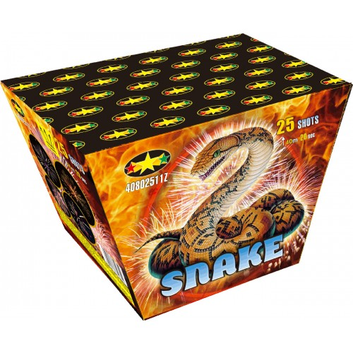 Compact snake 25 coups