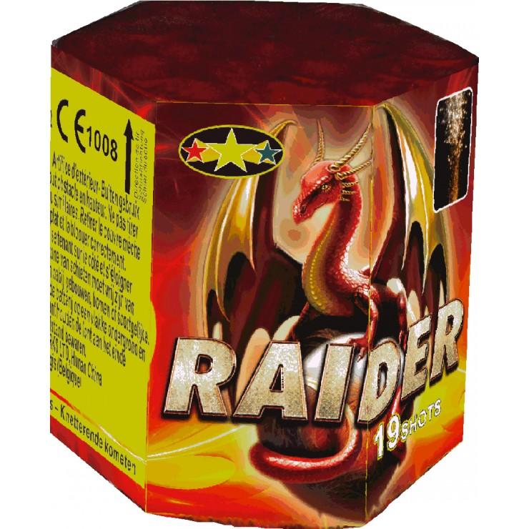 Compact raider 19 coups