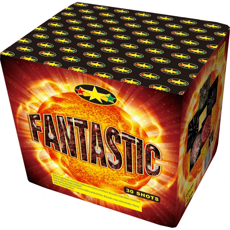 Compact Fantastic 30 coups
