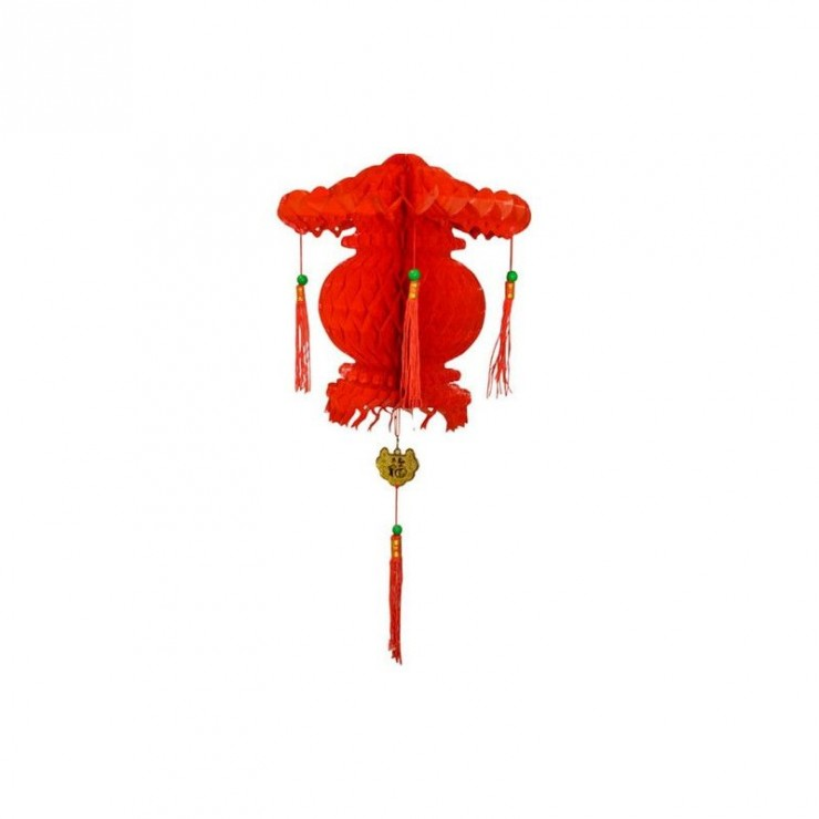 Suspension chinoise 30 cm