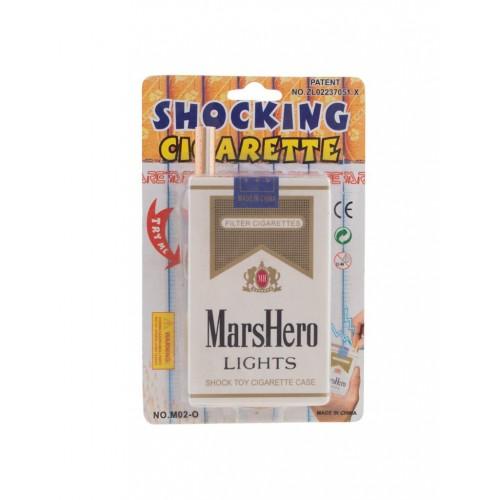 Paquet de cigarettes farce