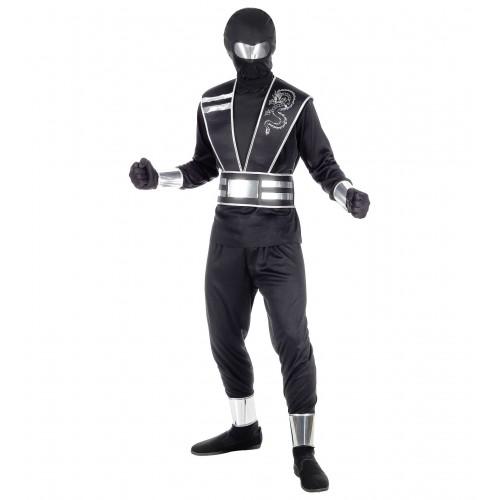 Déguisement mirror ninja enfant