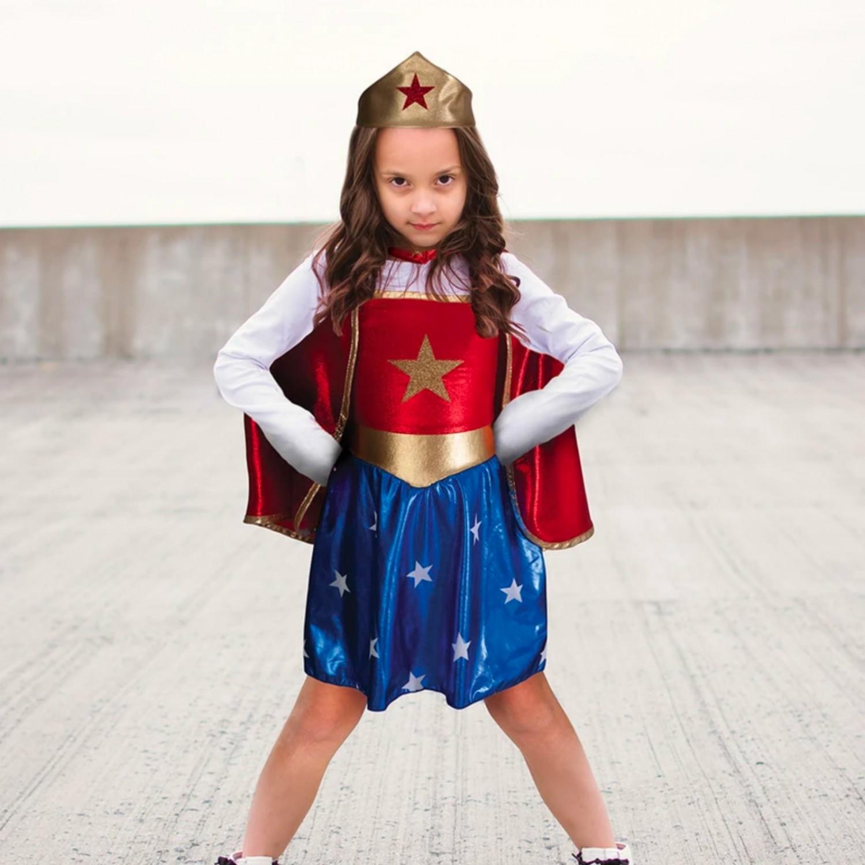 Déguisement super héroïne