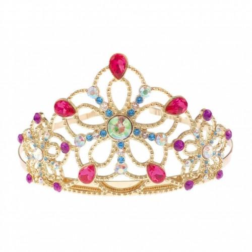 Diadème métallique de princesse
