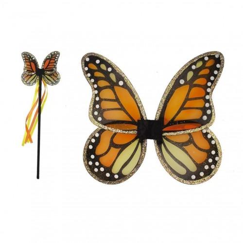 Set de papillon monarque