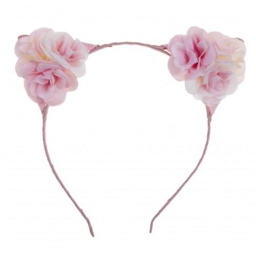 Serre-tête jolies fleurs enfant