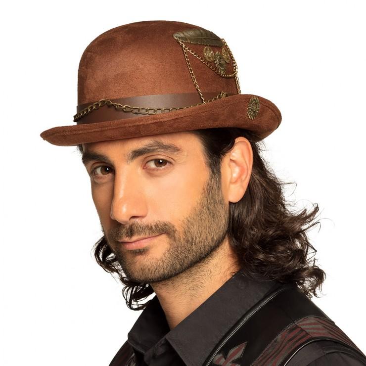 Chapeau steampunk