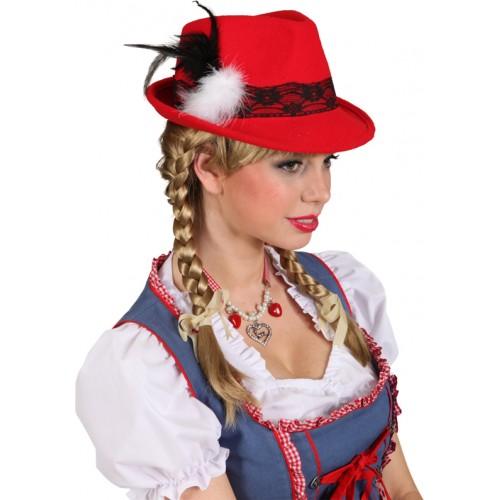 Chapeau Bavarois femme