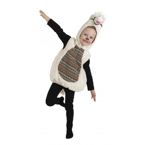 Déguisement lama enfant