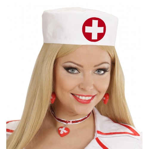 Calot d'infirmière