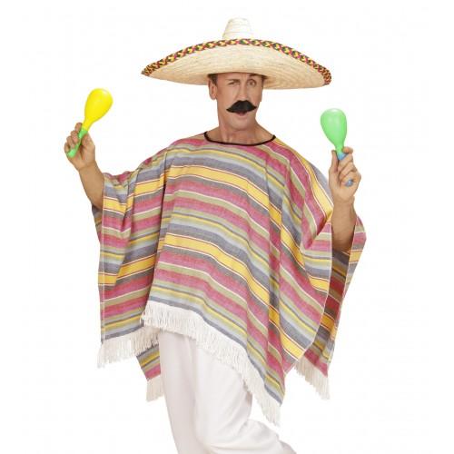 Poncho Mexicain