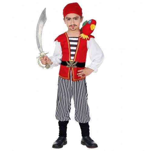 Costume de pirate enfant