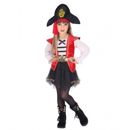 Costume Capitaine Pirate enfant