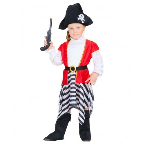 Costume de pirate fille
