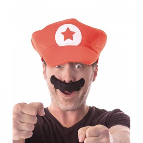 Moustache plombier