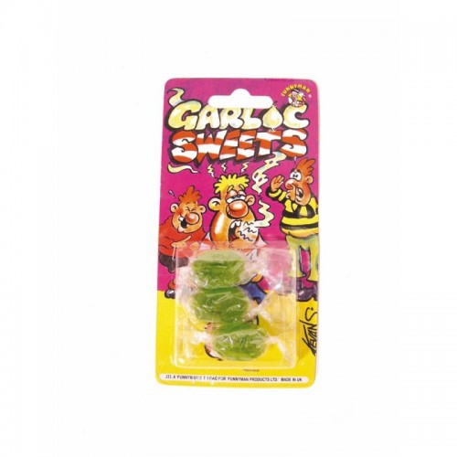 Bonbons à l'ail