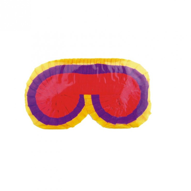 Masque cache oeil pinata
