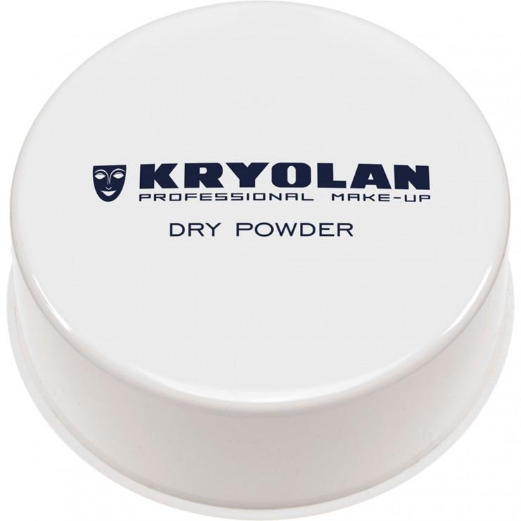 Poudre fixante blanche Kryolan