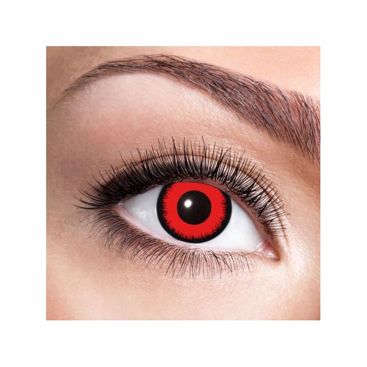 Lentilles angelic red