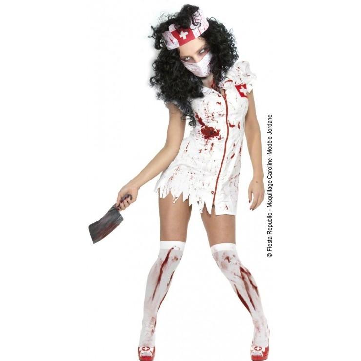 Infirmière Zombie