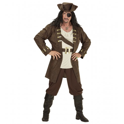 Déguisement capitaine pirate