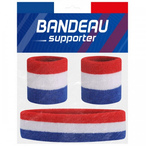 Bandeaux tricolores