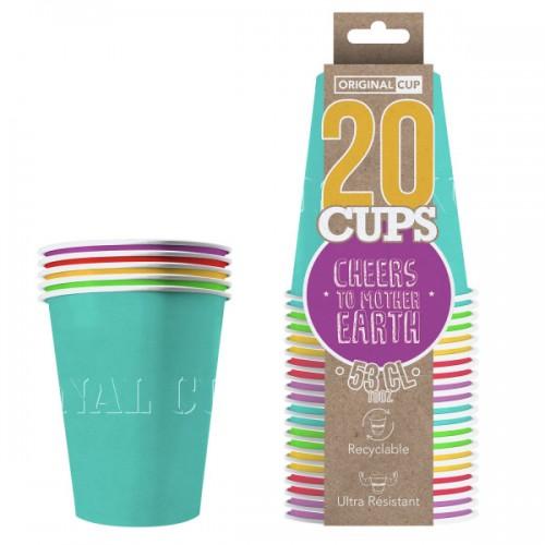 Grands gobelets paper cups summer