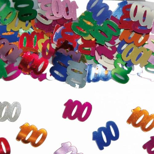 Confettis de table 100