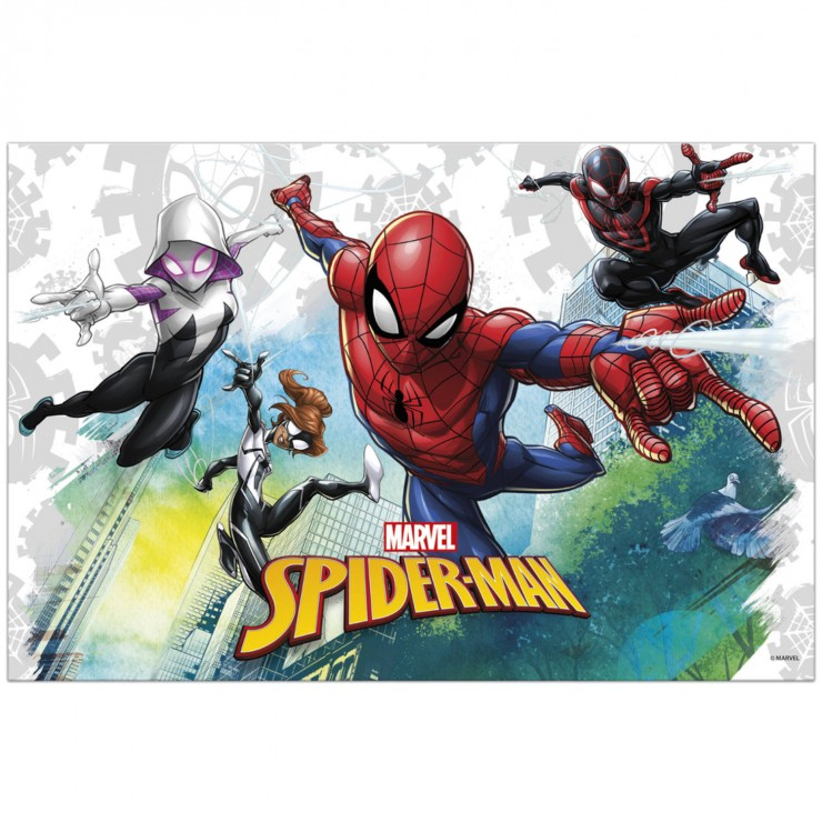 Nappe Spiderman