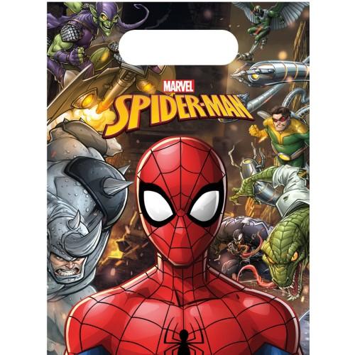 Sacs à cadeaux Spiderman