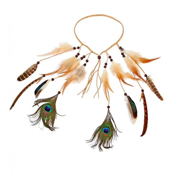 Bandeau d'Amérindienne