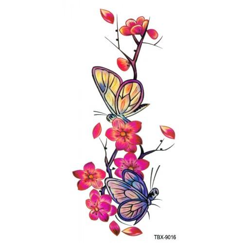 Tatouage butterfly