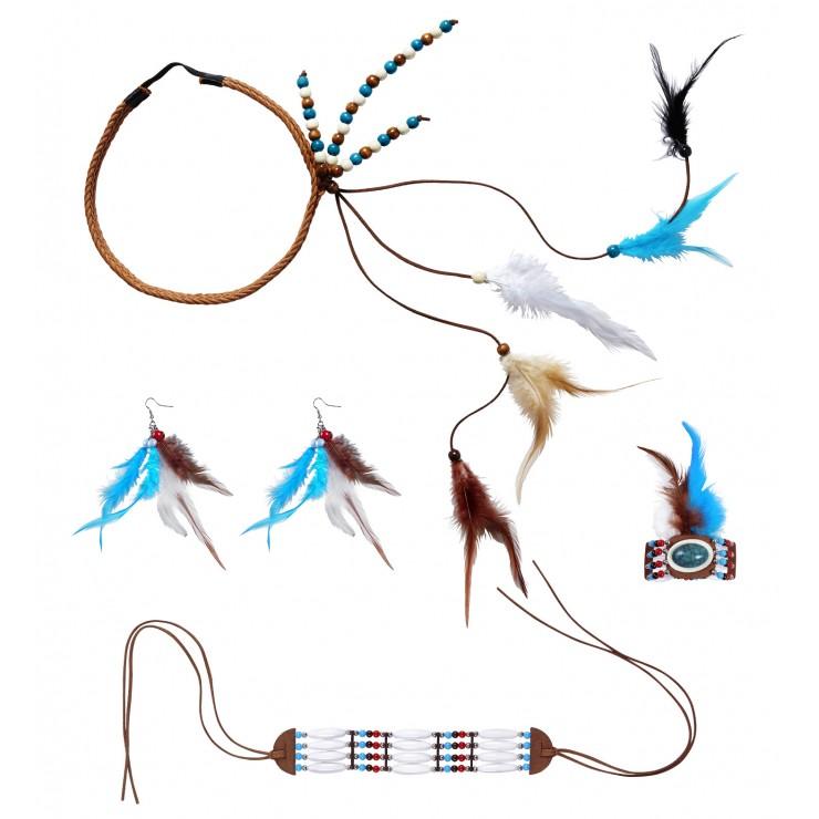 Bijoux Indienne d'Amérique