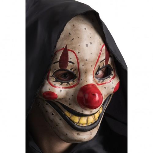 Masque clown horrible articulé