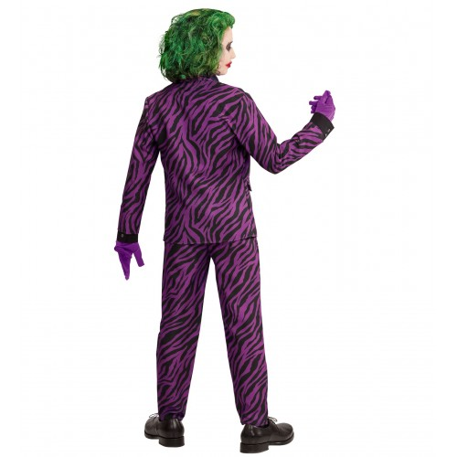 Déguisement evil Joker pour enfant