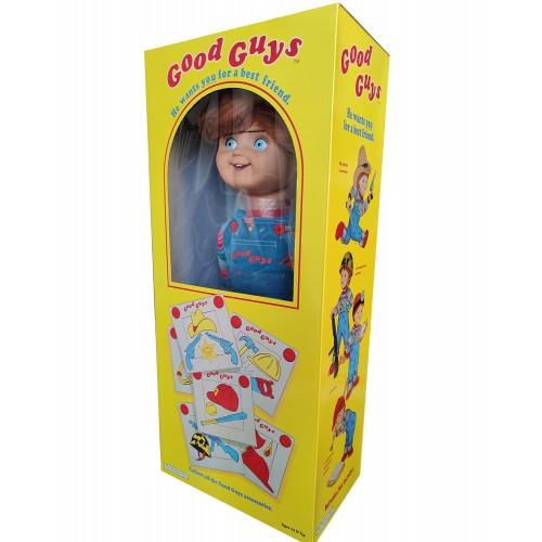 Poupée Chucky dans sa boite collector