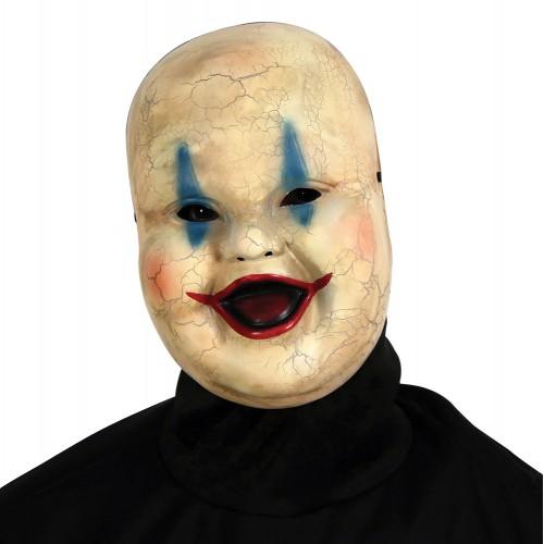 Masque clown around