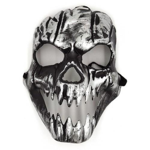 Masque Halloween demon skull