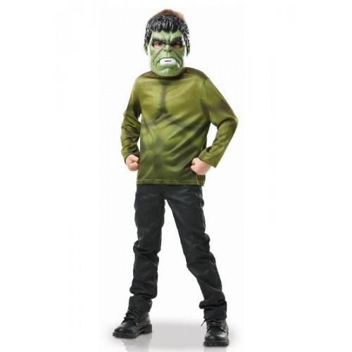 Déguisement Hulk enfant