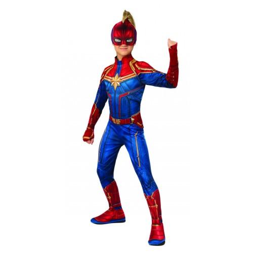 Déguisement captain Marvel enfant