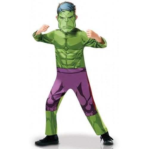 Déguisement Hulk classique enfant