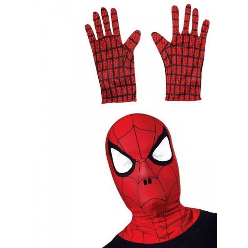 Kit Spider-man gants et cagoule