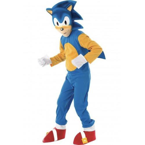 Déguisement Sonic enfant