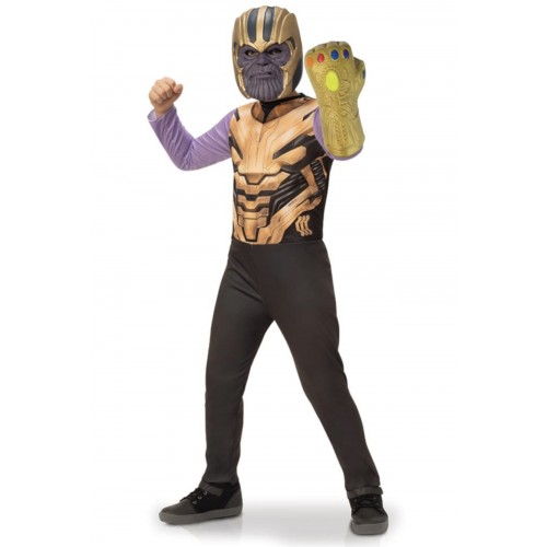 Déguisement Thanos enfant