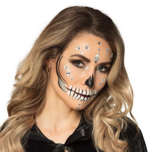 Kit maquillage diamond skull