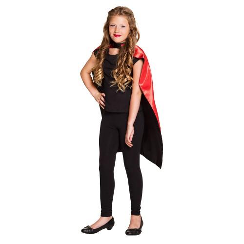 Cape Halloween réversible enfant