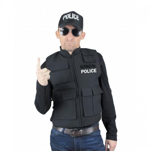 Gilet pare balle Police