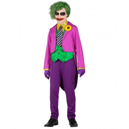 Déguisement clown déjanté enfant