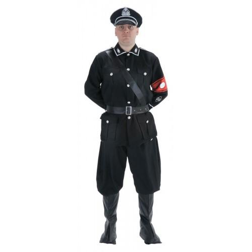 Costume gestapo SS