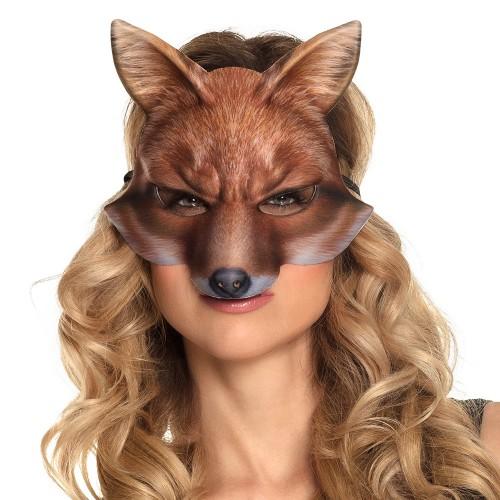 Demi masque renard